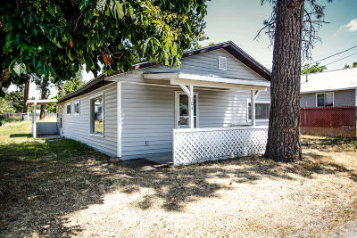 Hauser Lake, Post Falls Single Family Home For Sale: 104 W Warner Rd
