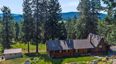 Coeur D'alene Single Family Home For Sale: 5549 W Meadowbrook Loop