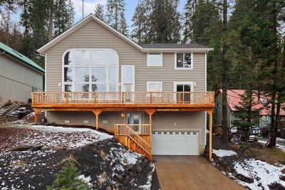 Hayden Single Family Home For Sale: 3260 E Upper Hayden Lake Rd