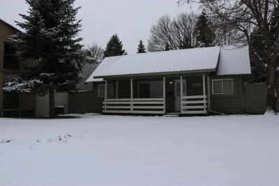 Coeur D'alene Single Family Home For Sale: 1717 E Sherman Ave