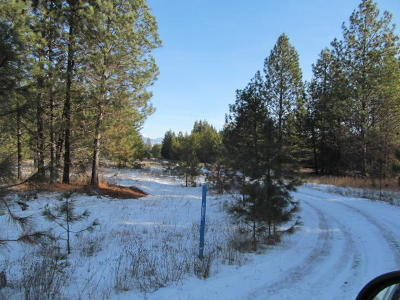 Bonners Ferry Residential Lots & Land For Sale: nka Hardy Loop