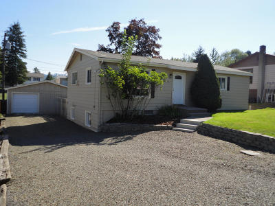 St. Maries ID Single Family Home For Sale: $175,000