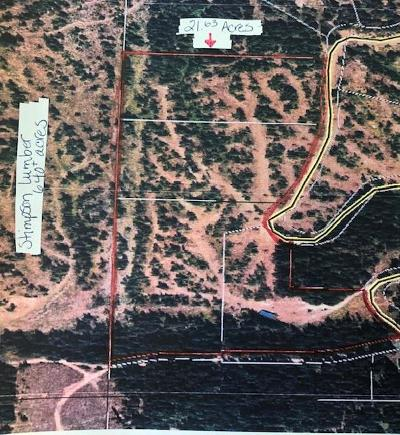 Benewah County Residential Lots & Land For Sale: 21.63 Acre Santa Marie Wood Loop Dr.
