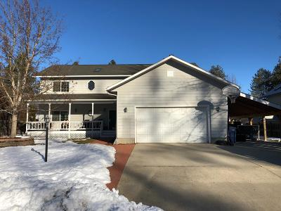 Sandpoint Single Family Home For Sale: 2006 Janelle Way