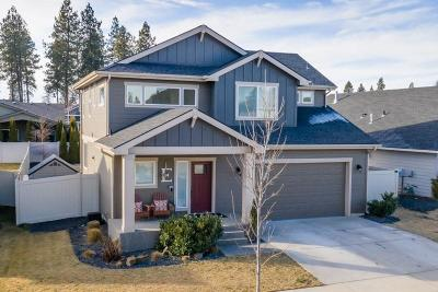 Coeur D'alene Single Family Home For Sale: 6965 N Cornwall St