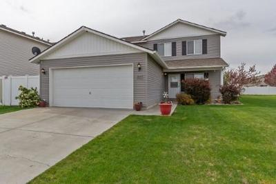 Coeur D'alene, Dalton Gardens Single Family Home For Sale: 3237 W Lotze Loop