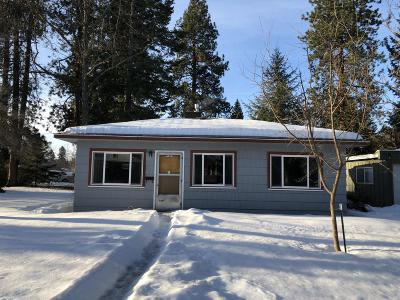 Coeur D'alene Single Family Home For Sale: 934 E Elm Ave