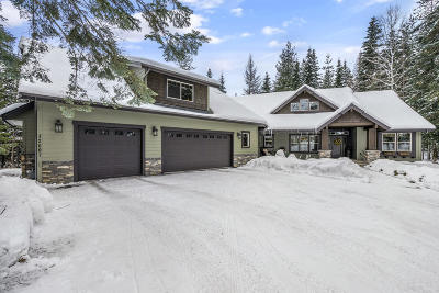 Hayden Single Family Home For Sale: 12607 N Sunflower Loop