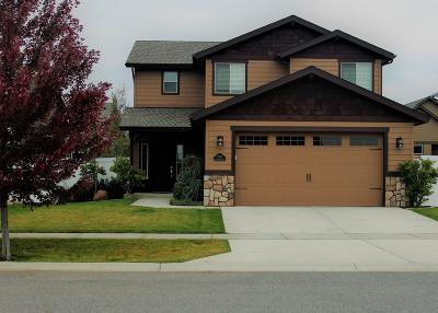 Coeur D'alene Single Family Home For Sale: 7956 N Goodwater Loop