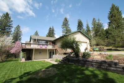 Coeur D'alene, Dalton Gardens Single Family Home For Sale: 908 S Meyers Hill Rd
