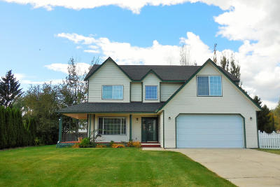 Sandpoint ID Single Family Home For Sale: $397,500