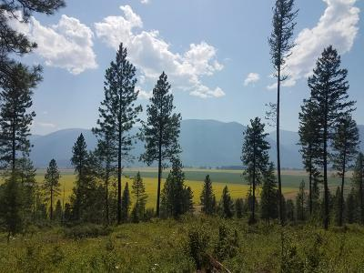 Bonners Ferry Residential Lots & Land For Sale: NKA Farm To Market