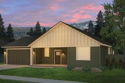 Post Falls Single Family Home For Sale: 4769 W Gumwood Dr