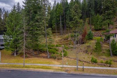 Coeur D'alene Residential Lots & Land For Sale: 2530 E Thomas Hill Dr