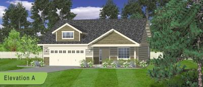 Coeur D'alene Single Family Home For Sale: 8076 N Hydrangea St
