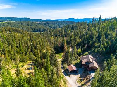 Coeur D'alene, Dalton Gardens Single Family Home For Sale: 3578 S Moose Canyon Rd
