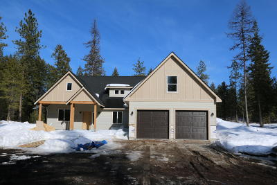 Rathdrum Single Family Home For Sale: 5055 W Whipsaw Ln