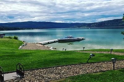 Priest Lake, Priest River Single Family Home For Sale: 114 Salishan Beach Dr