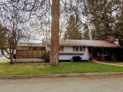 Coeur D'alene, Dalton Gardens Single Family Home For Sale: 504 S 17th St