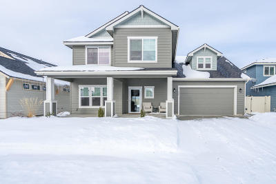 Post Falls Single Family Home For Sale: 623 E Penrose Ave