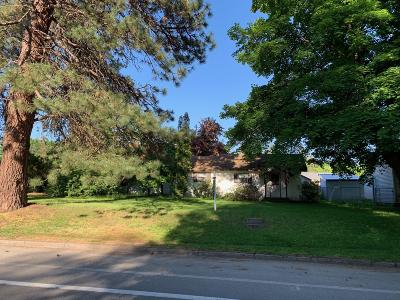 Coeur D'alene Single Family Home For Sale: 1012 N Government Way