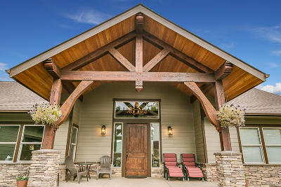 Coeur D'alene, Dalton Gardens Single Family Home For Sale: NKA Bellgrove Road