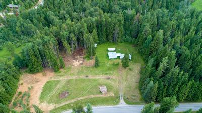 Priest Lake Single Family Home For Sale: 370 Luby Bay Rd