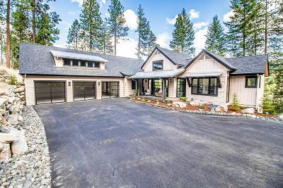 Coeur D'alene, Dalton Gardens Single Family Home For Sale: 828 Muledeer Trl