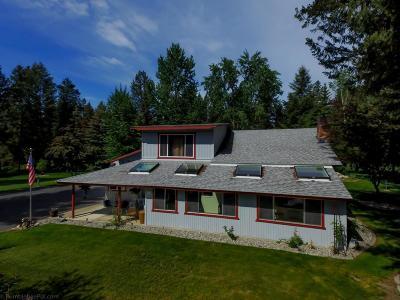 Blanchard Single Family Home For Sale: 270 Stoneridge Rd
