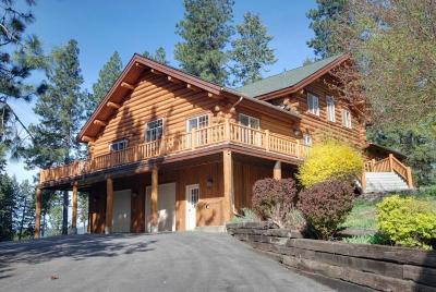 Harrison Single Family Home For Sale: 14923 E Sunset Shores Cir