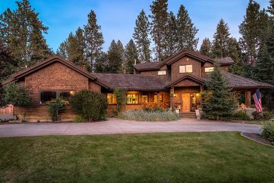 Hayden Single Family Home For Sale: 10364 N Morris Rd