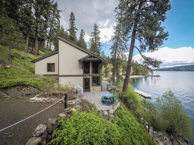 Coeur D'alene, Dalton Gardens Single Family Home For Sale: 6015 S Porcupine Trail