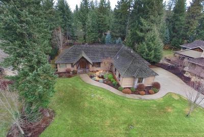Hayden Single Family Home For Sale: 2060 E Woodstone Dr