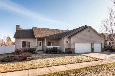 Hayden Single Family Home For Sale: 706 E Round Up Cir
