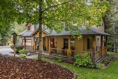 Hayden, Hayden Lake Single Family Home For Sale: 8271 N Rhapsody Ln
