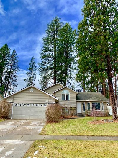Post Falls Single Family Home For Sale: 686 S Widgeon St