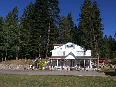 Hayden, Hayden Lake Single Family Home For Sale: 5130 E Garwood Rd