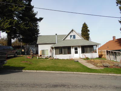 St. Maries ID Single Family Home For Sale: $141,500