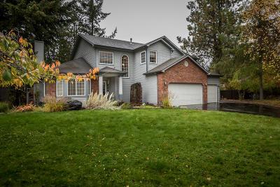 Hayden Single Family Home For Sale: 8325 N Uplands Dr