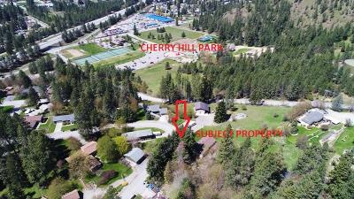 Coeur D'alene Residential Lots & Land For Sale: NKA Cherrywood Dr.