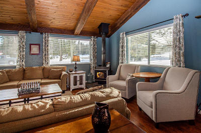 Sandpoint Single Family Home For Sale: 4865 Selle Road