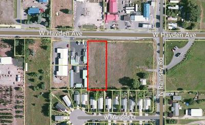 Hayden Residential Lots & Land For Sale: 1710 W Hayden Ave