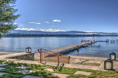Priest Lake Single Family Home For Sale: 38 Easy St.