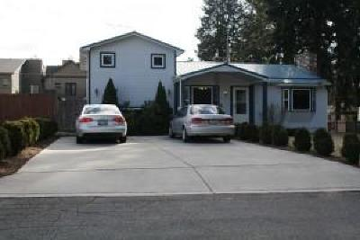 Coeur D'alene Single Family Home For Sale: 510 S 18th St