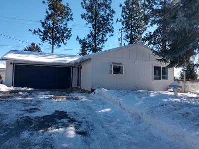 Hauser Lake, Post Falls Single Family Home For Sale: 2127 N Grants Ct