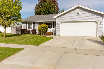 Coeur D'alene Single Family Home For Sale: 945 W Fallview Dr