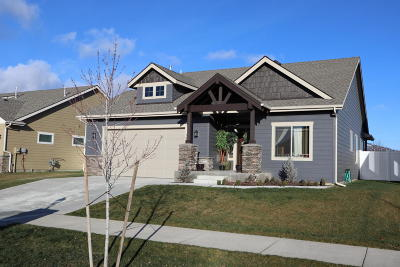 Rathdrum Single Family Home For Sale: 15076 N Pristine Cir
