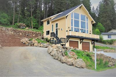 Coeur D'alene Single Family Home For Sale: 1013 N Millview Ln