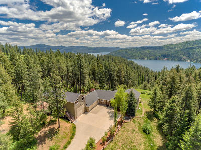 Coeur D'alene Single Family Home For Sale: 4850 W Deer Path Trl
