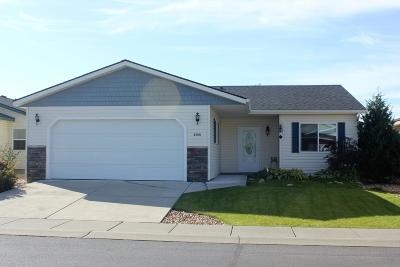 Rathdrum Single Family Home For Sale: 8506 W Rushmore St